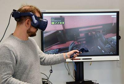 """Aprender con lentes de realidad virtual: """"Todo está mucho más cerca"""""""