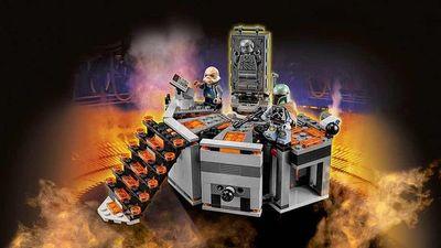 ¿Qué le pasa a un Lego si se enfría a casi menos 273 grados centígrados?