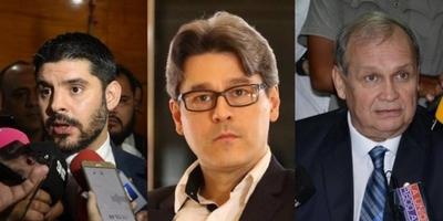 """HOY / """"Nenecho era le jefe de la rosca"""", asegura Camilo Soares"""