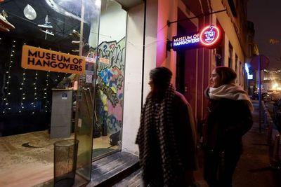 Un museo de la resaca en Zagreb para recordar las borracheras nocturnas