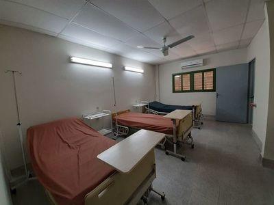 Habilitarán nuevo bloque de internación en el Hospital de Luque