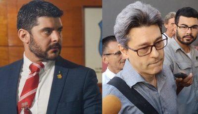 """Camilo Soares afirma que """"Nenecho"""" Rodríguez debe ser destituido"""