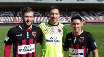José Montiel retorna al fútbol paraguayo