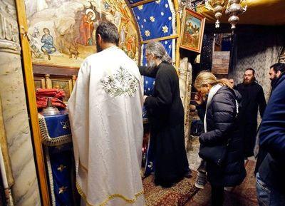 La Natividad en Belén