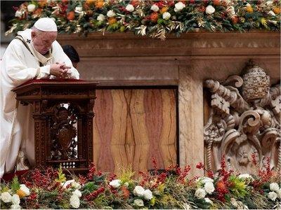 El papa Francisco pide esperanza ante protestas en Latinoamérica