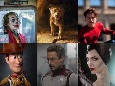 Las 10 películas más taquilleras en Paraguay durante el 2019