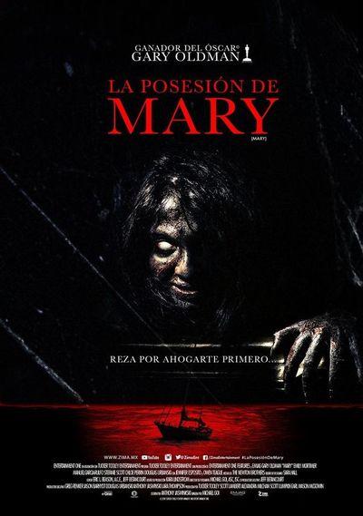 La posesión de Mary (2D)