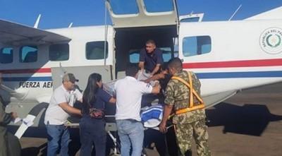 Concepción: Niño de 5 años se encuentra grave tras una explosión