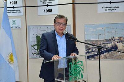 Nuevo entendimiento EBY: Nicanor habla de los diálogos con nuevas autoridades argentinas