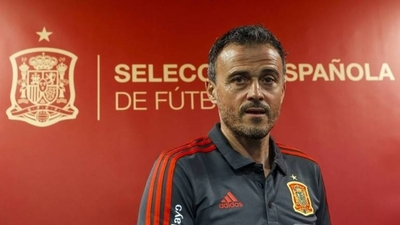 HOY / Luis Enrique no ve ninguna selección superior a España en la Euro 2020