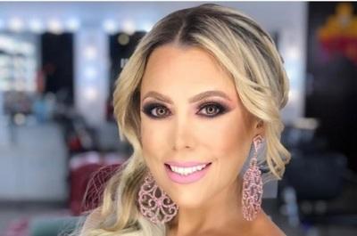 """Lizarella Valiente ya trabaja como """"Primera Dama de Asunción"""""""