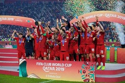 Liverpool lucirá insignia de campeón mundial una sola jornada