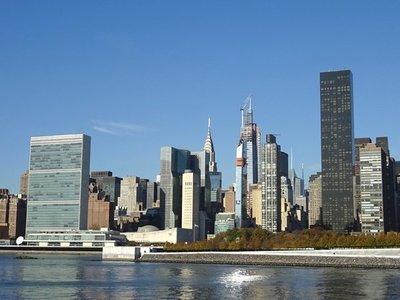 """Los """"edificios aguja"""" que tejen el nuevo perfil de Nueva York"""