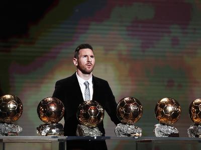 Messi confiesa detalles de su forma de jugar