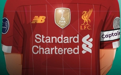 Liverpool lucirá parche de campeón del mundo una sola vez