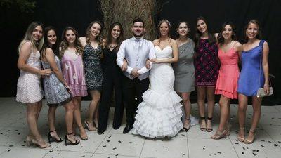 Una boda mágica