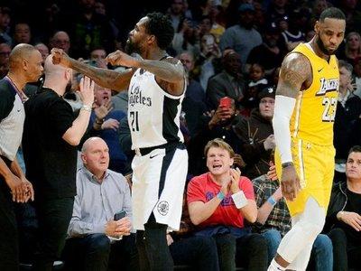 En el especial navideño de la NBA, Los Lakers se quedan sin regalo