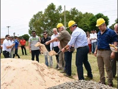 DIERON PALADA INICIAL PARA LA CONSTRUCCIÓN DE MODERNO POLIDEPORTIVO EN FRAM