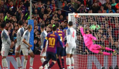 El secreto de Messi para su letalidad en los tiros libres