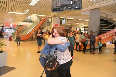 Casi 50 mil paraguayos volvieron del exterior para las fiestas
