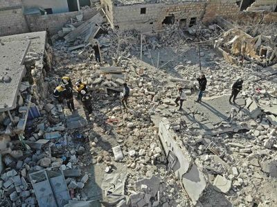 Trump pide a Rusia, Siria e Irán detener matanza de civiles en Idlib