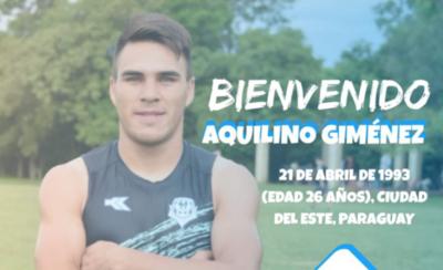 HOY / Más experiencia a Guaireña con Aquilino Giménez