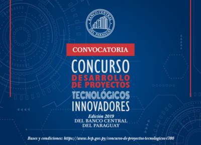 Desde el BCP llaman a concurso para el desarrollo de proyectos tecnológicos innovadores