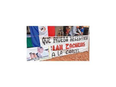 Ciudadanos  del Este exigen prisión para el  clan Zacarías Irún