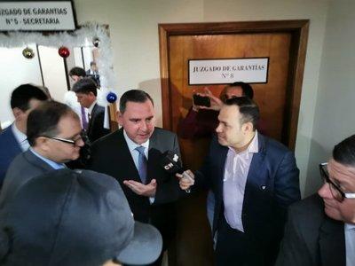 Zacarías Irún se beneficia con medidas alternativas en caso de lesión de confianza