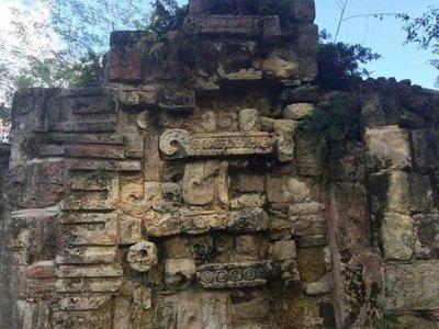 Hallan gran palacio maya de más de 1.000 años de antigüedad
