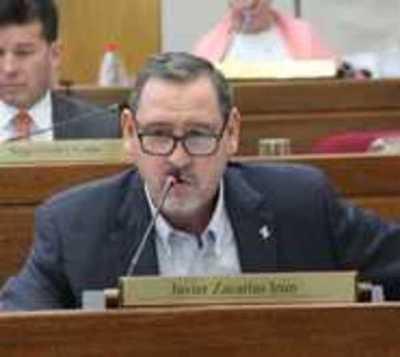 Otorgan medidas alternativas a la prisión a Zacarías