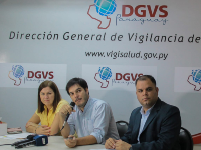 Registran más de 700 casos de dengue a nivel país