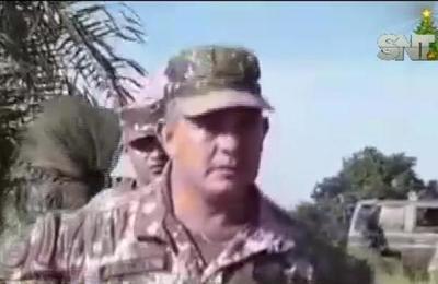 Militar agredió a periodistas en Pedro Juan Caballero