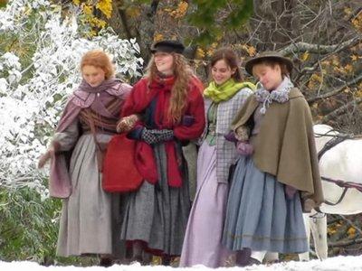 Mujercitas, apasionante lección de moda victoriana
