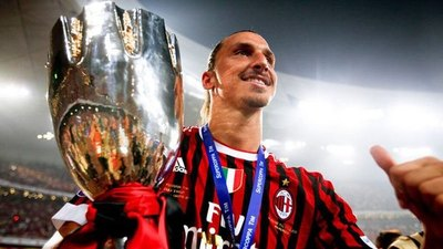 Ibrahimović regresa al AC Milan