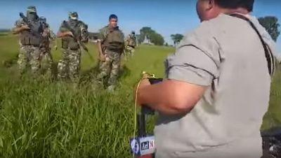 Investigarán incidentes y agresiones del desalojo en Pedro Juan Caballero
