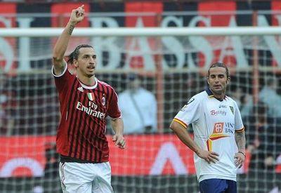 Ibrahimovic regresa al AC Milan