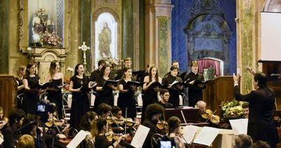 Recital de Navidad de  Sociedad Bach