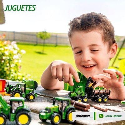 """""""Fiestas verdes"""" de John Deere-Automaq"""