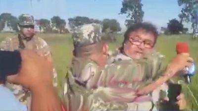 Sindicato de Periodistas repudia agresión de un militar a comunicador