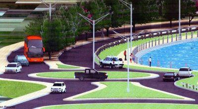 Director de Yacyretá anunció que el sueño de la costanera de Ayolas será una realidad en este 2020