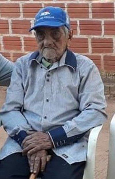 Falleció el último excombatiente de la Guerra del Chaco de Caaguazú