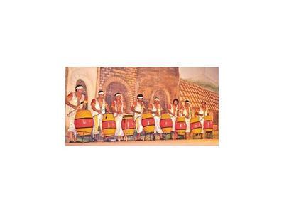 Kamba Cua, a casi 200 años