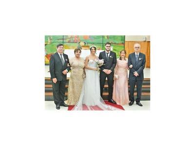 La boda de Astrid  y Juan