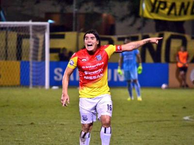 Fidencio Oviedo refuerza a uno de los grandes de Bolivia