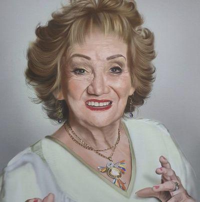 Fallece la artista Yvera Zayas, viuda de Agustín Barboza