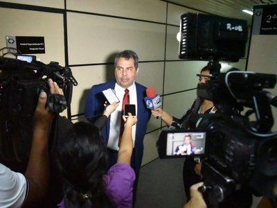 Operativo Patrón: Felipe Cogorno llega a la Fiscalía para indagatoria