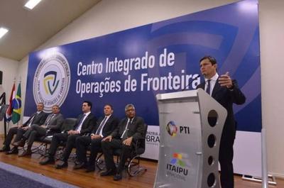 Balmelli cuestiona la instalación del Centro de Operaciones de Brasil en Itaipú