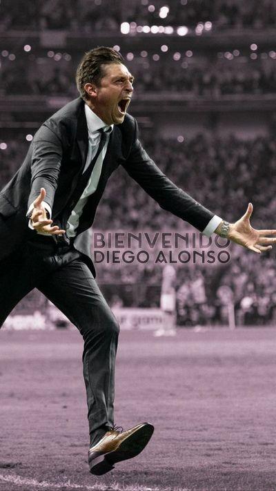 El uruguayo Diego Alonso, primer técnico del Inter Miami