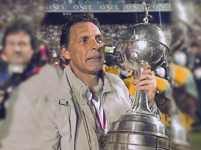 Miguel Russo vuelve a ser presentado como DT de Boca Juniors